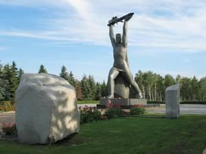 Празднование 9 мая в Омском регионе