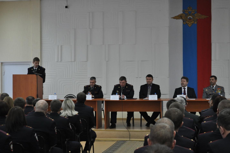 100-летие создания МВД России