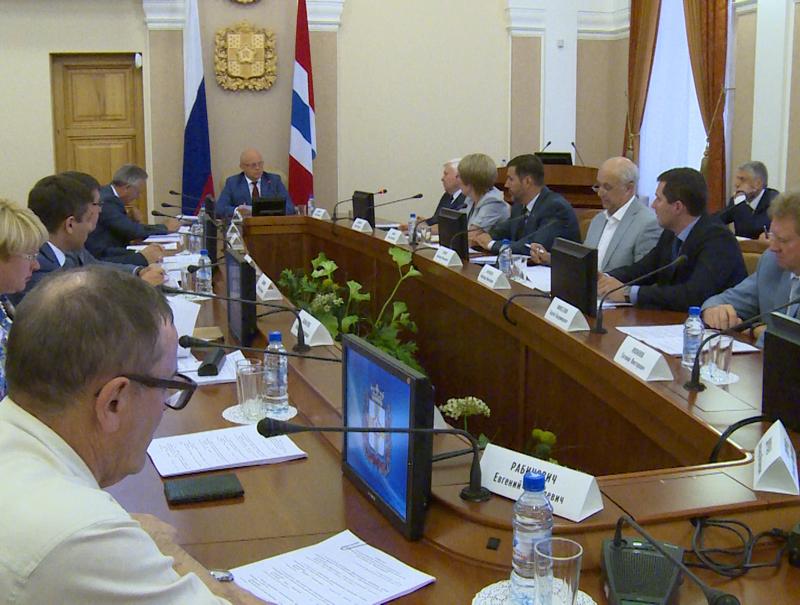 Заседание межотраслевого совета потребителей по вопросам деятельности субъектов естественных монополий