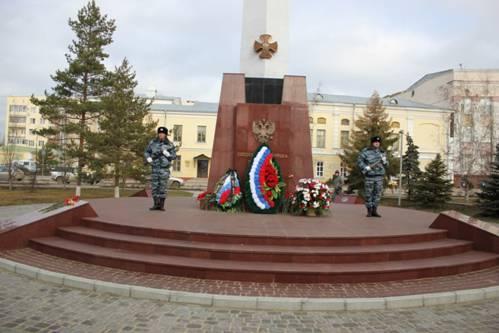 8 ноября - День памяти сотрудников органов внутренних дел