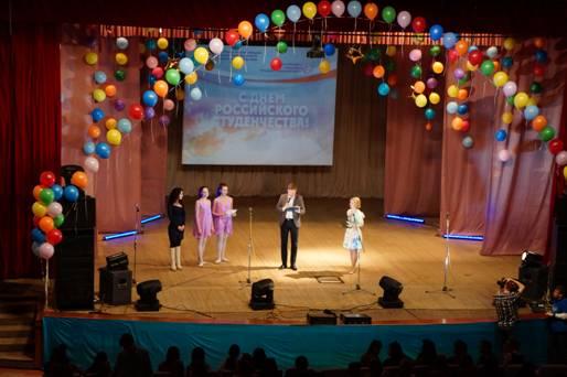 День студента в Омске