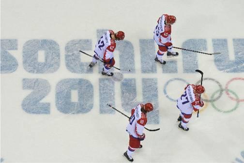 Нам нужны свои хоккеисты-трудяги или поражение закаляет
