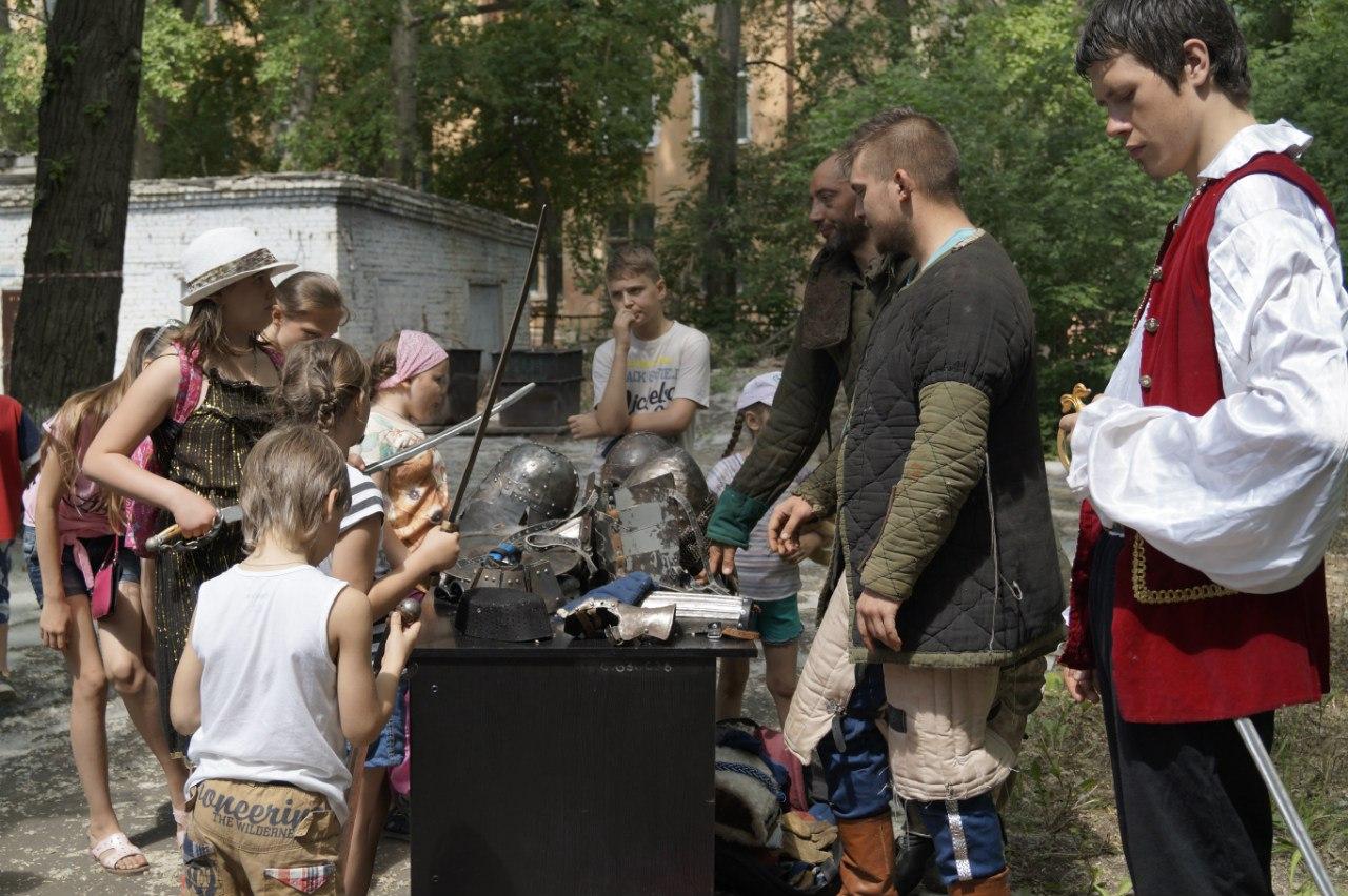 Омск - город-крепость