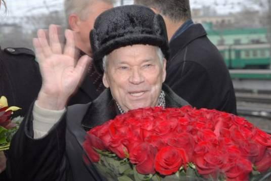 10 ноября - День рождения М.Т. Калашникова