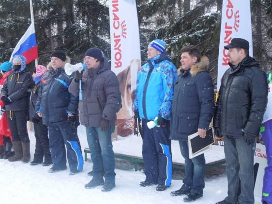 Кубок России в гонках на собачьих упряжках