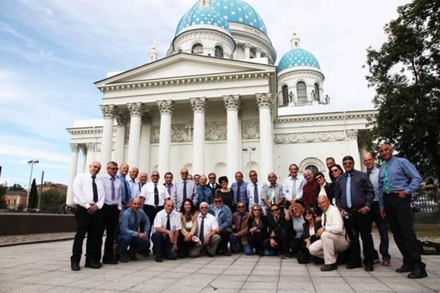 Россию посетила делегация из Израиля