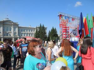 298 лет городу Омску 17
