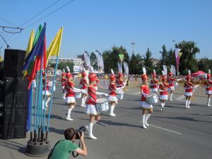 298 лет городу Омску 2