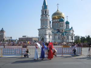 298 лет городу Омску 8