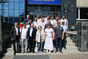 8-я отчетная конференция ВПА МПА 18