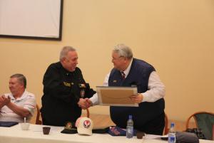 8-я отчетная конференция ВПА МПА 21
