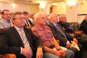 8-я отчетная конференция ВПА МПА 26