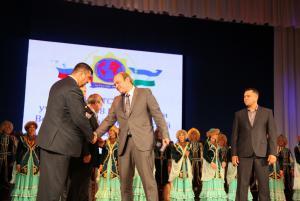 8-я отчетная конференция ВПА МПА 33