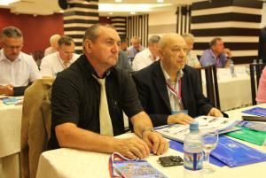 8-я отчетная конференция ВПА МПА 35