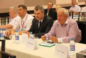 8-я отчетная конференция ВПА МПА 36