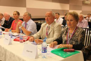8-я отчетная конференция ВПА МПА 37