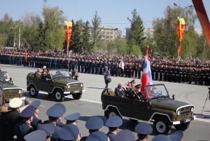 9 мая в Омске 12