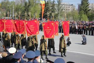 9 мая в Омске 13