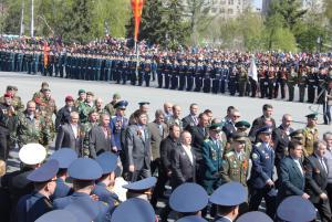 9 мая в Омске 14