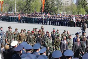 9 мая в Омске 15