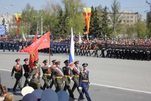9 мая в Омске 23