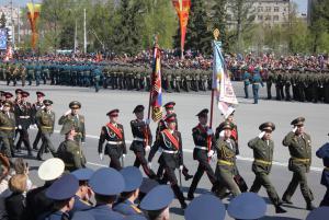 9 мая в Омске 25