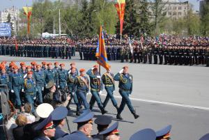 9 мая в Омске 27
