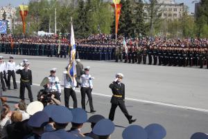 9 мая в Омске 28