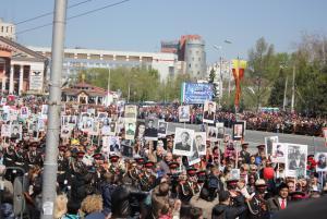 9 мая в Омске 32