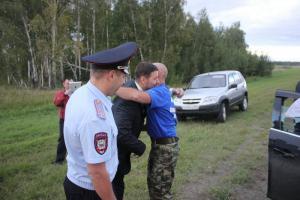 """Автопробег """"Бывших не бывает"""" на Омской земле! 11"""