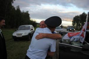 """Автопробег """"Бывших не бывает"""" на Омской земле! 12"""