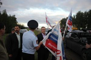 """Автопробег """"Бывших не бывает"""" на Омской земле! 15"""
