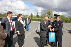 """Автопробег """"Бывших не бывает"""" на Омской земле! 70"""
