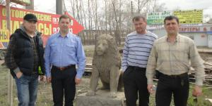 Друзья из Читы в Омске 2
