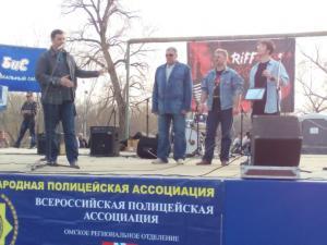 Фестиваль рока в Омске 10