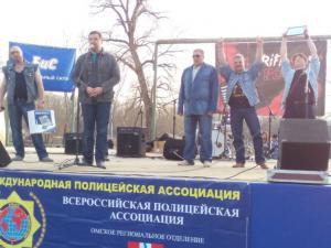 Фестиваль рока в Омске 11