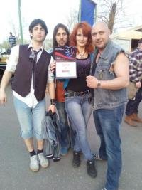 Фестиваль рока в Омске 13