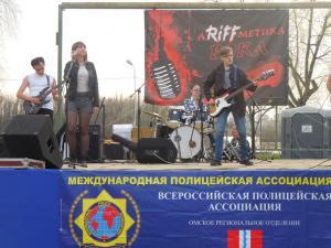Фестиваль рока в Омске 3