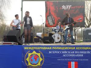 Фестиваль рока в Омске 6
