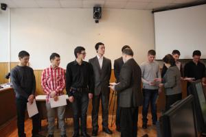 Итоги сборов студентов 15