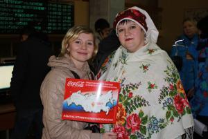 Калачинск - столица Эстафеты Олимпийского огня! 0