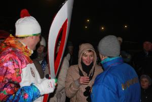 Калачинск - столица Эстафеты Олимпийского огня! 10
