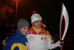 Калачинск - столица Эстафеты Олимпийского огня! 11