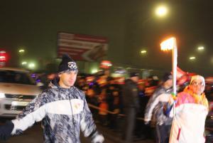 Калачинск - столица Эстафеты Олимпийского огня! 13