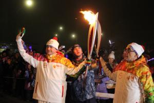 Калачинск - столица Эстафеты Олимпийского огня! 16