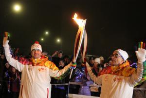 Калачинск - столица Эстафеты Олимпийского огня! 17
