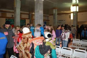 Калачинск - столица Эстафеты Олимпийского огня! 2