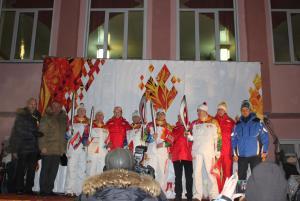 Калачинск - столица Эстафеты Олимпийского огня! 20