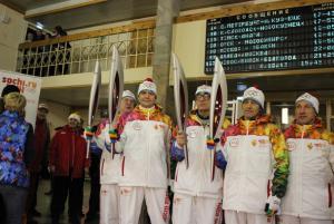 Калачинск - столица Эстафеты Олимпийского огня! 5