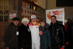 Калачинск - столица Эстафеты Олимпийского огня! 6